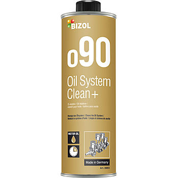 2354 BIZOL Промывка масляной сист.двиг. Oil System Clean+ o90 (0,25л) - 0.25 л